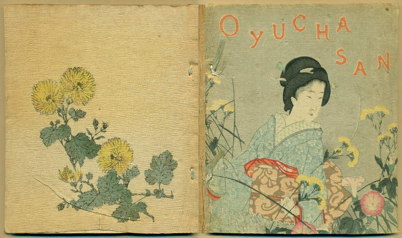 Oyuchasan, 2nd Edition, Crepe Paper, 1892, Books Published ...