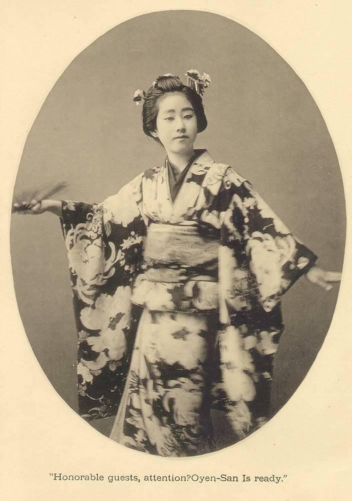 Japanese Life Kazumasa Ogawa C1892